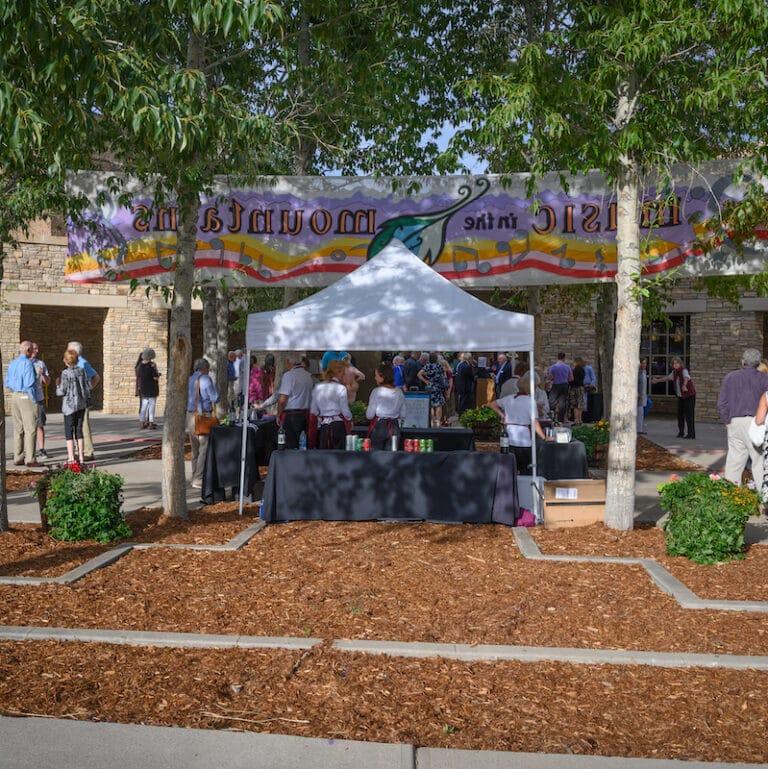 Maestro's Courtyard
